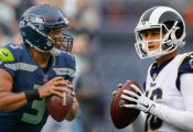 Seattle Seahawks vs Los Angeles Rams