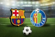 Fixed profit 1X2 for the game Barcelona vs Getafe CF